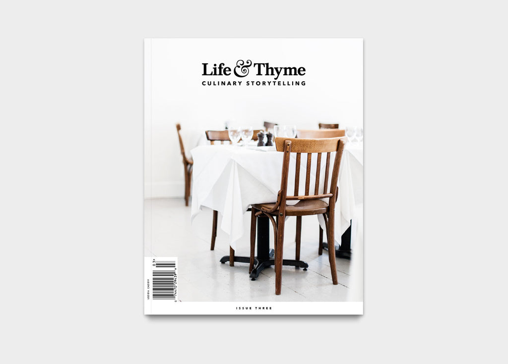 Life & Thyme Issue Three
