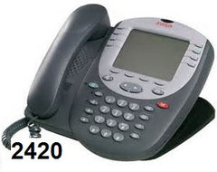 Avaya 2420 Digital Telephone (700203599, 700381585) - Like New