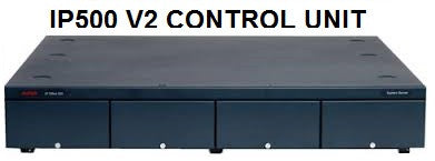 Avaya 700476005 - IP500 V2 Control Unit