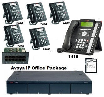 Avaya IP Office 500v2 Starter Package