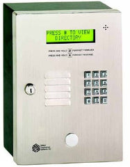 SES TEC1 T1HF150 Basic Telephone Entry with LCD Display