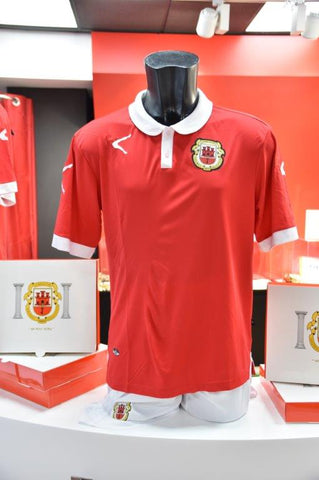 Limited Edition 2018 Commemorative Gibraltar Shirt