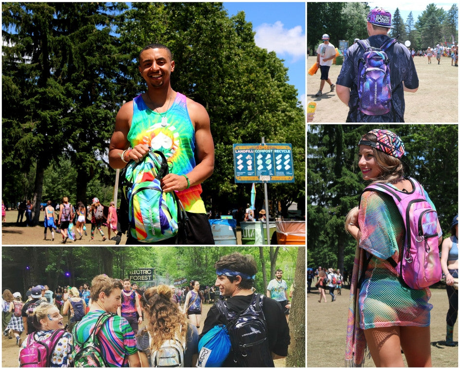 Electric Forest 2017 Outfits