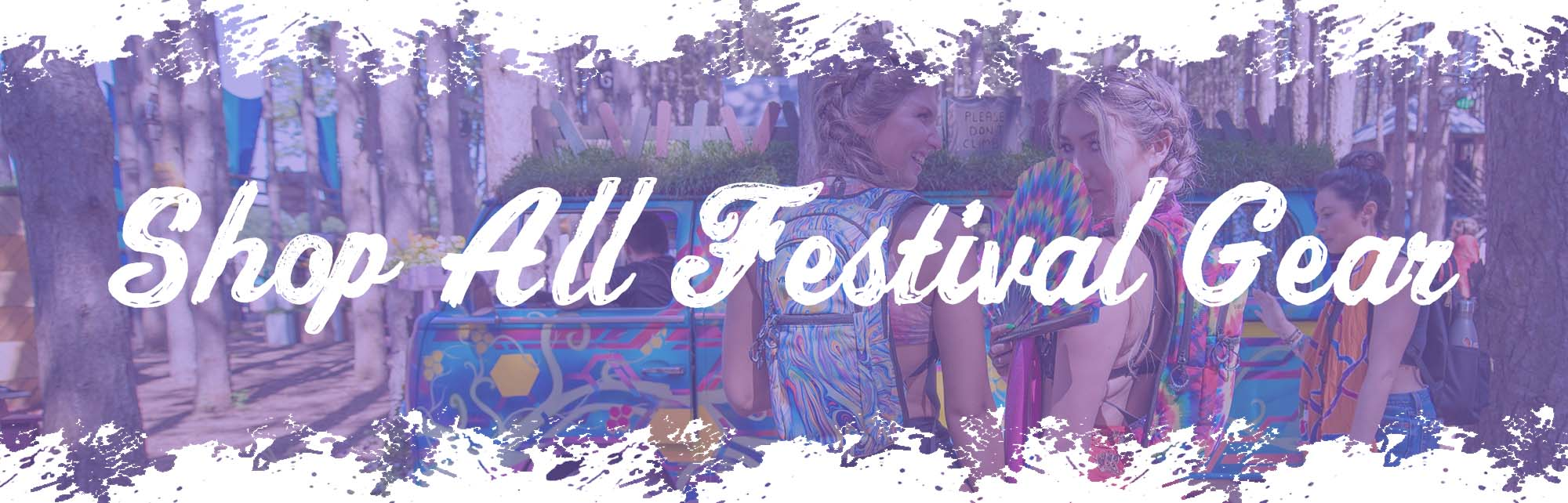 Shop All Festival Gear