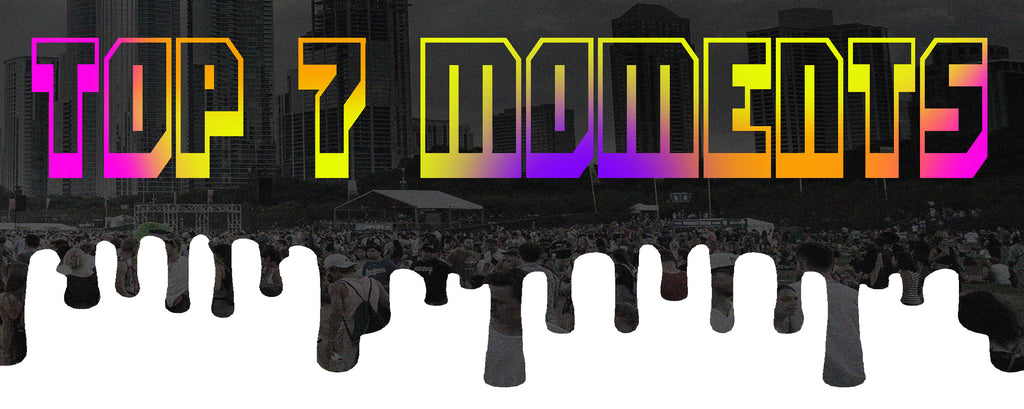 Top 7 Moments at Lollapalooza 2019