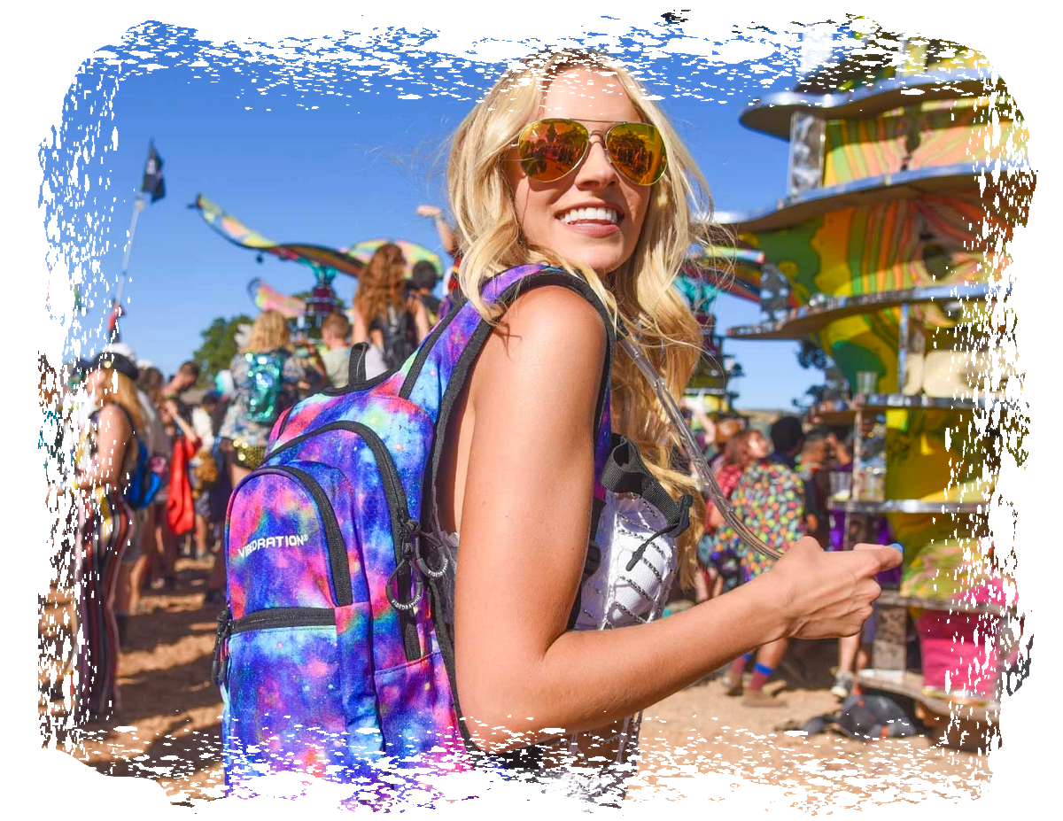 Drink Water at Music Festivals