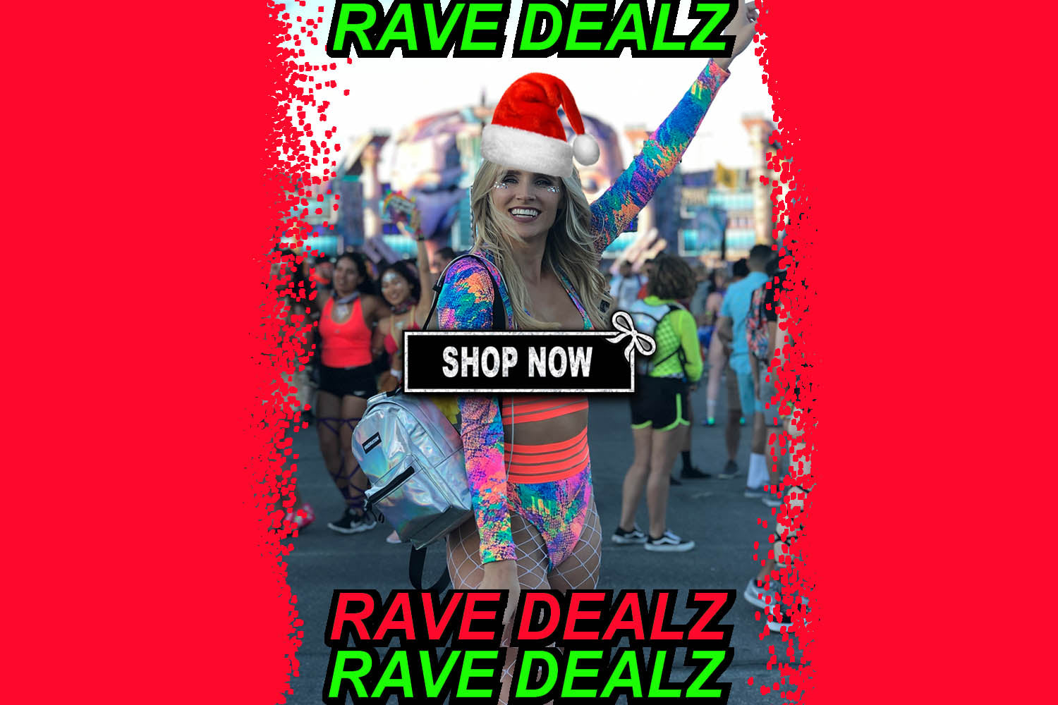 Shop the Rave Collection