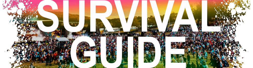 Camping Festival Survival Guide