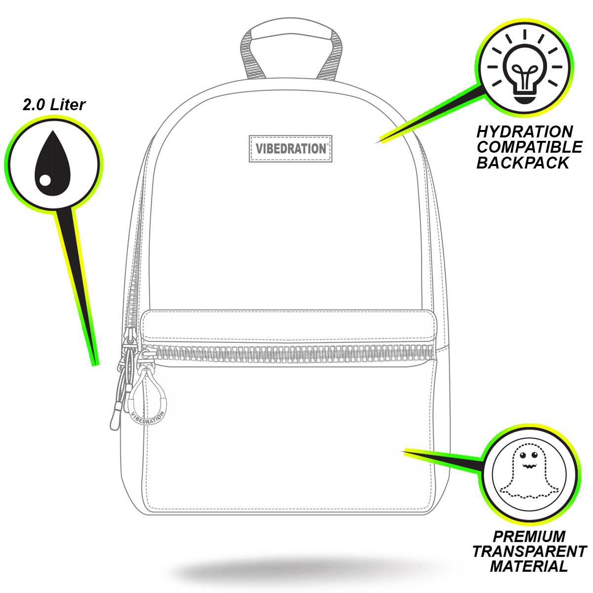 All-Access 2.0L Backpack