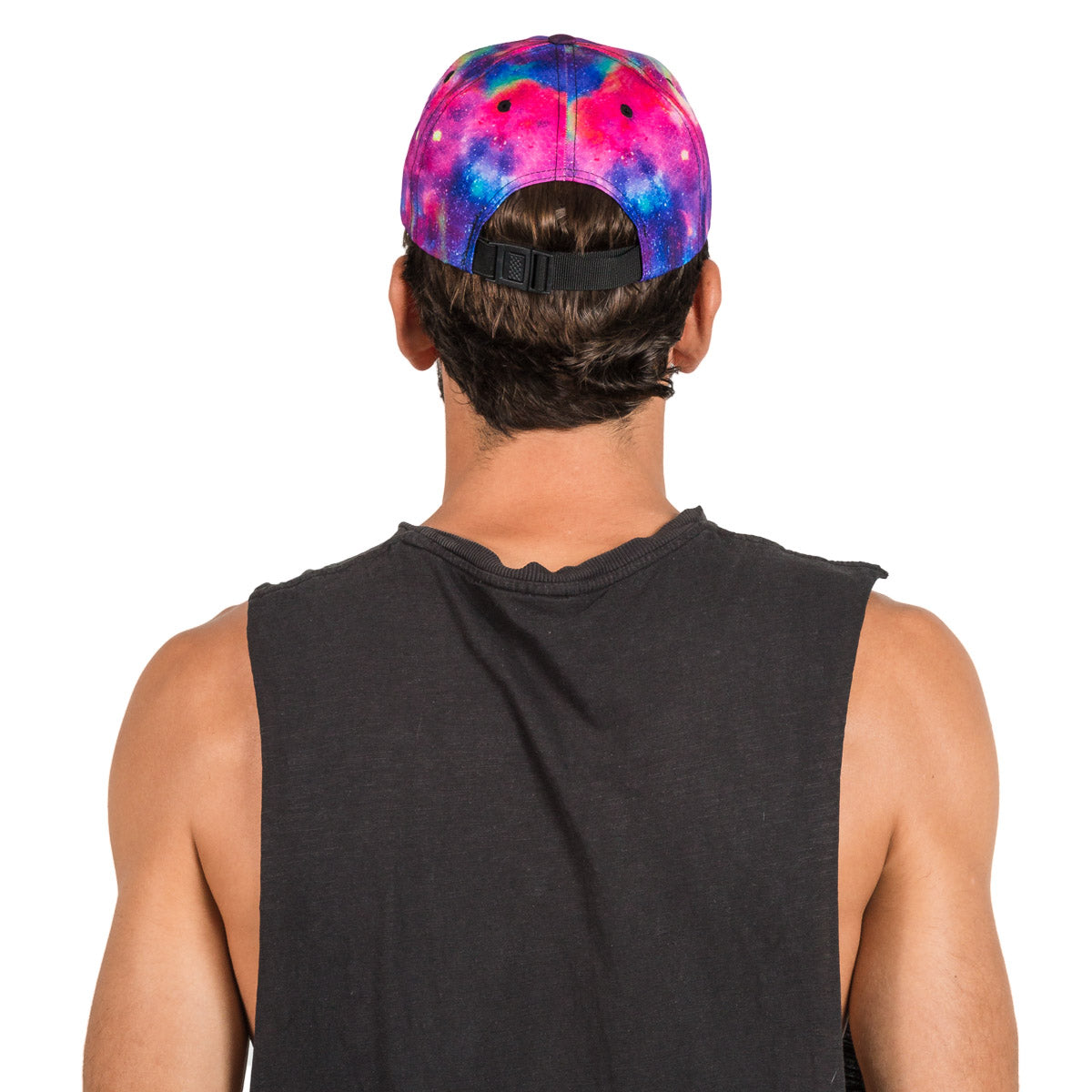 Galaxy Printed Hat for Festivals