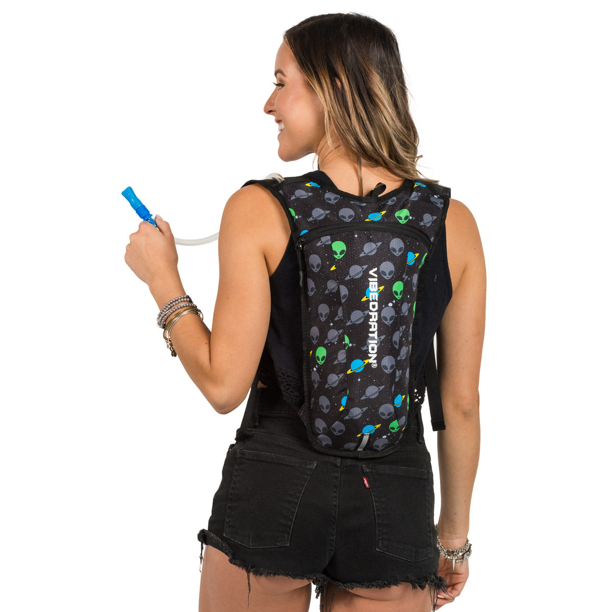Alienz GA 2 Liter Hydration Pack for Music Festivals