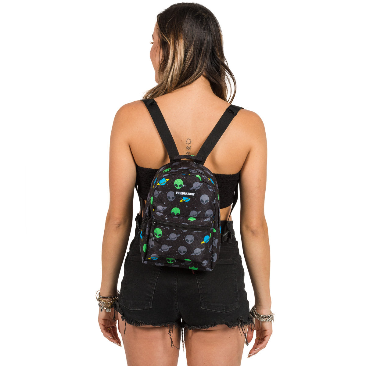 Alien Mini Hydration Pack for Music Festivals