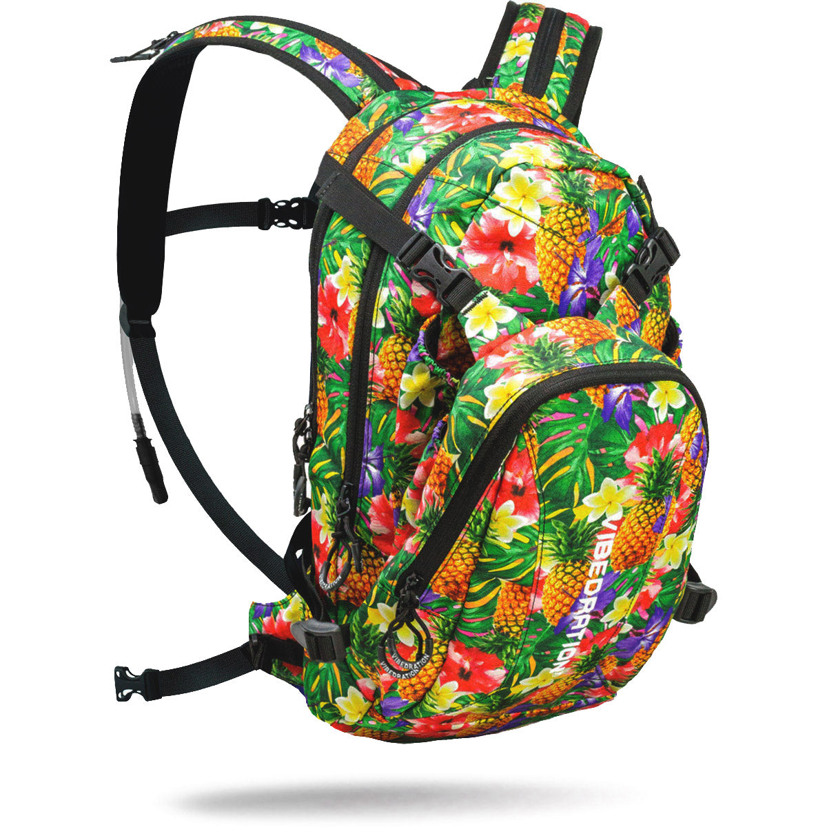 Hawaiian Three Liter Hydration Pack for Camping and Hiking
