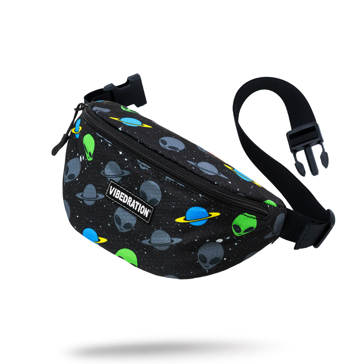 Alien fanny pack for Raves