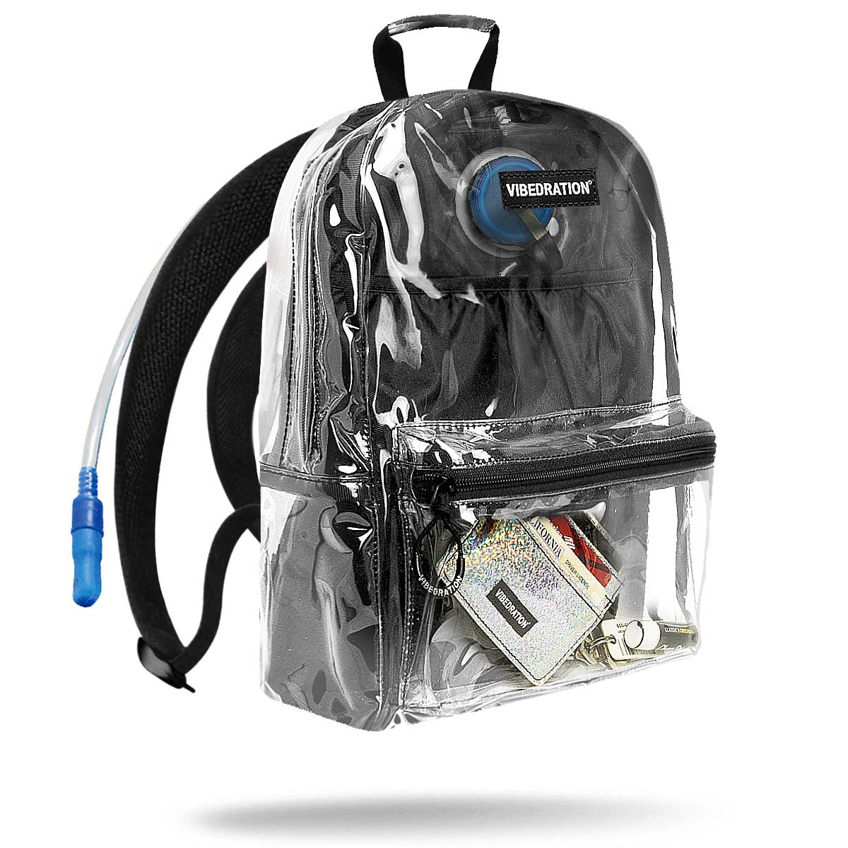 Clear Hydration Pack for Tailgating