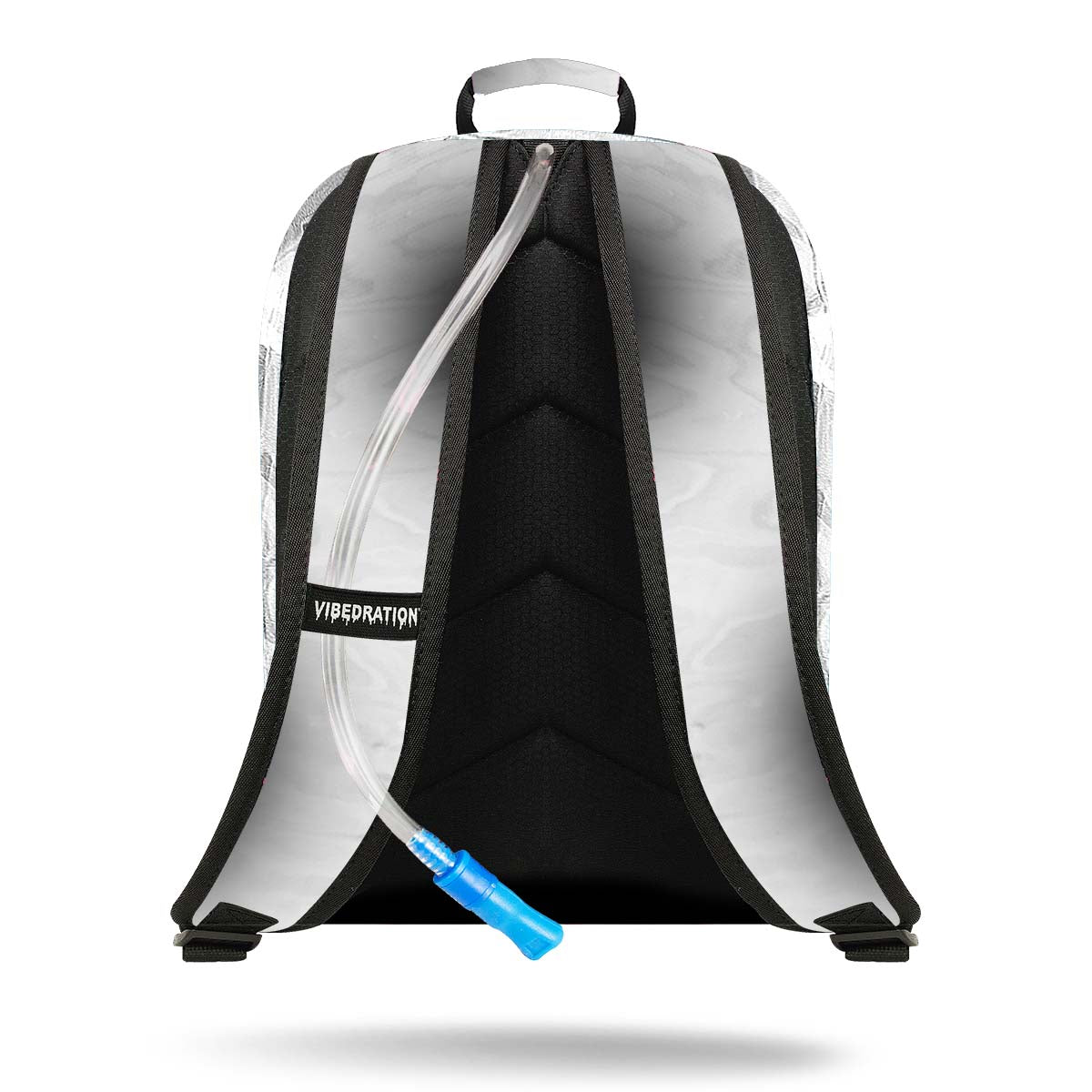 Transparent hydration backpack