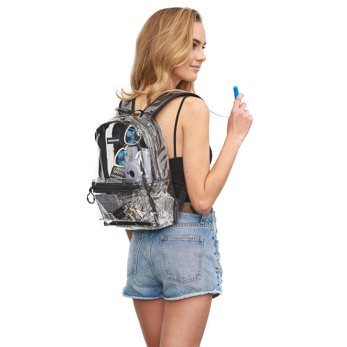 Clear Camelback for Music Festivals