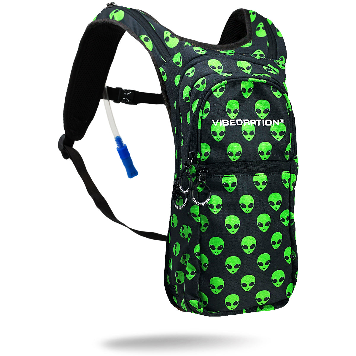Alien Printed VIP 2.0L Festival Hydration Pack - Product Shot