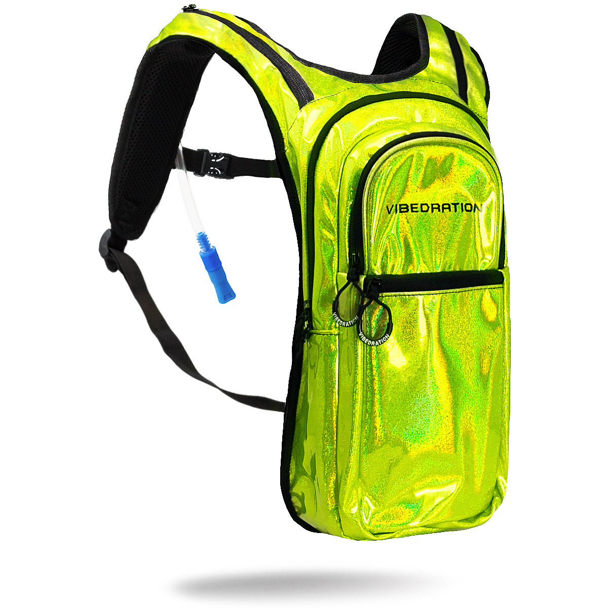 Neon Luxe VIP 2.0L EDC Festival Hydration Pack Product Shot