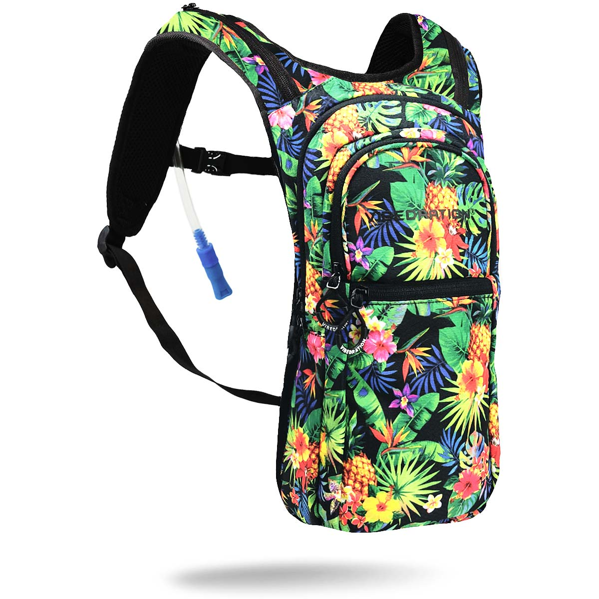 Product shot of Tropical Fuzion VIP 2.0L Festival Hydration Pack