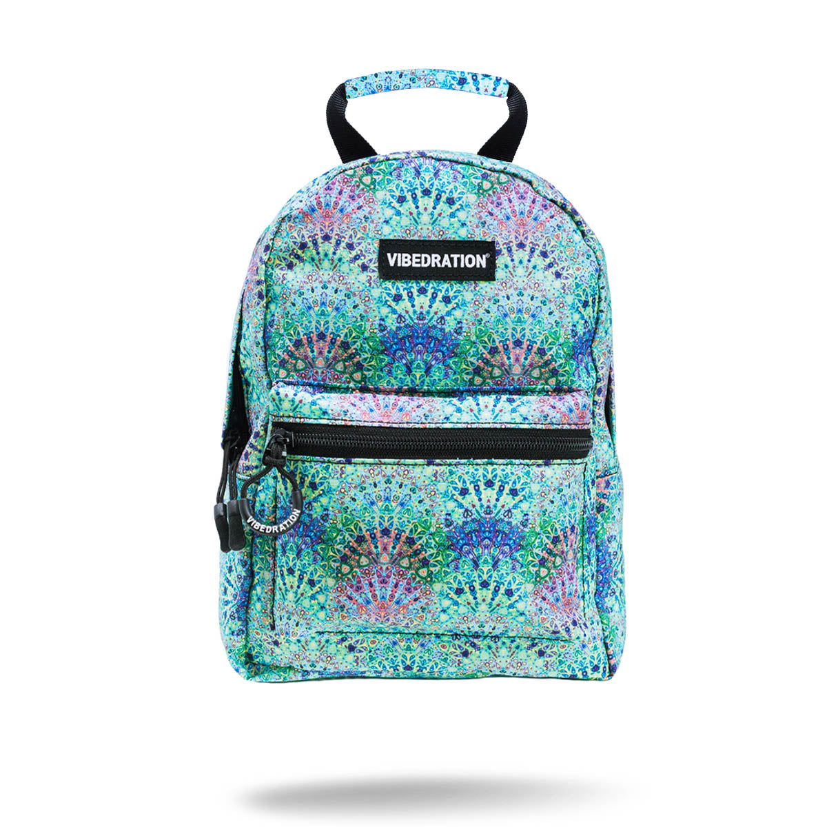 Boho Printed Mini Backpack that holds water