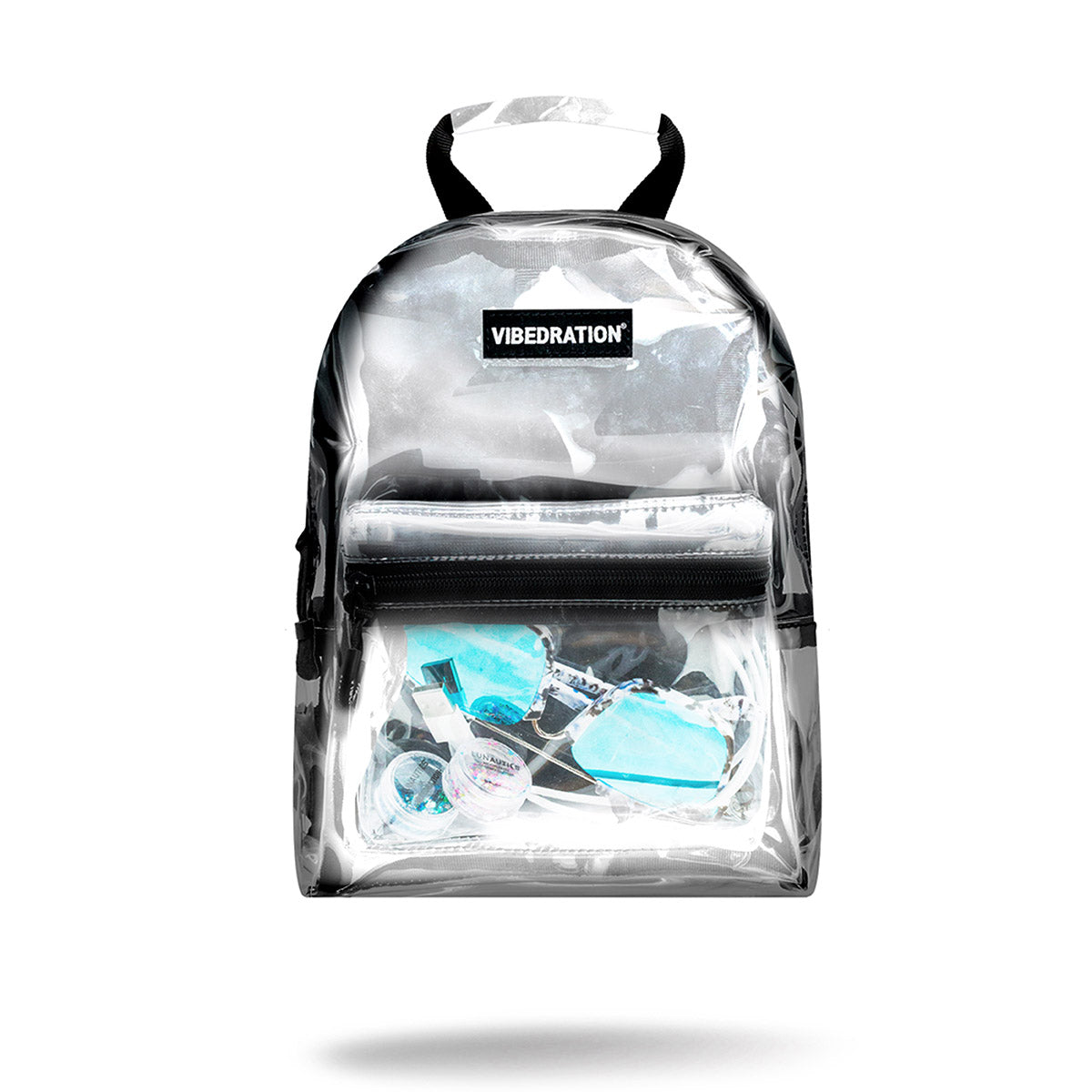 Clear Mini Backpack for Music Festivals