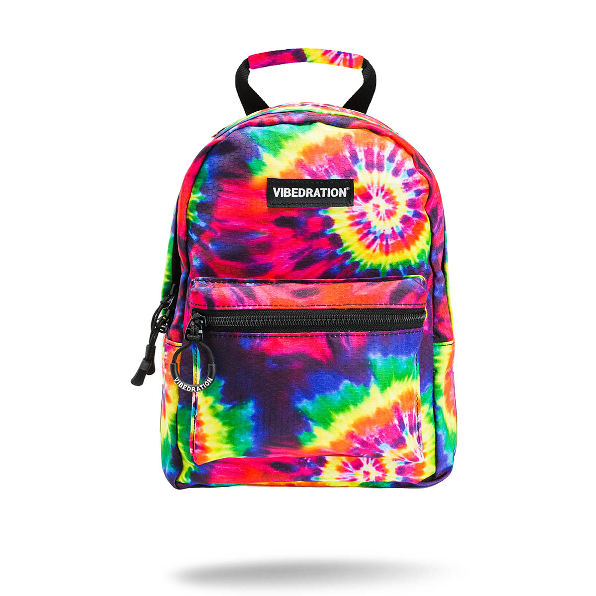 Tie-Dye Printed Mini Backpack with 1 Liter Water Pack