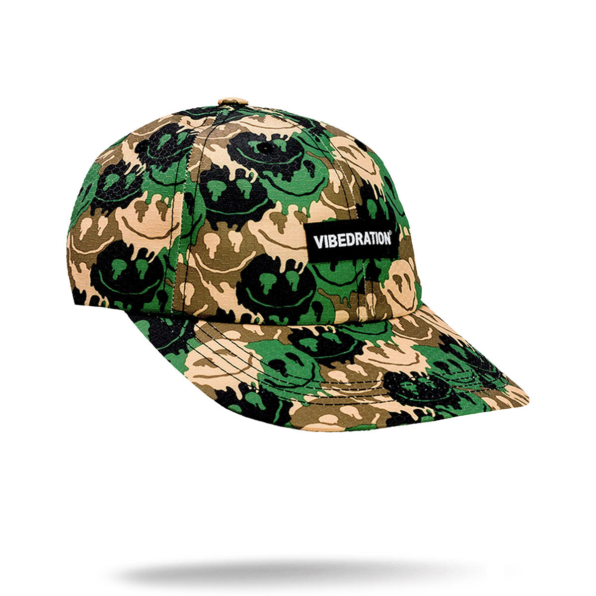 Camouflage Printed Festival Hat