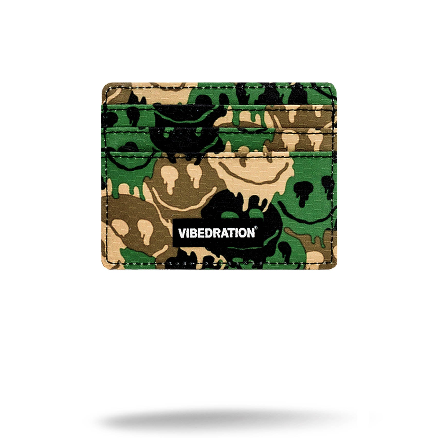 Camouflage Printed Card Holder