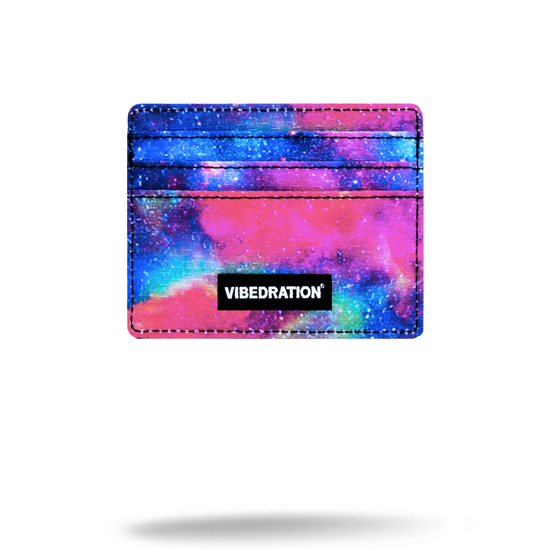 Galaxy Printed Credit card holder
