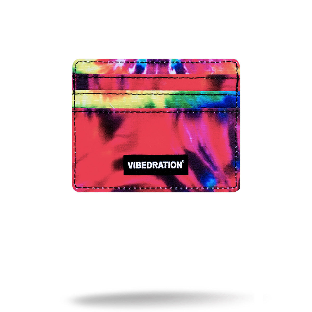 Tie-Dye Printed Card Holder