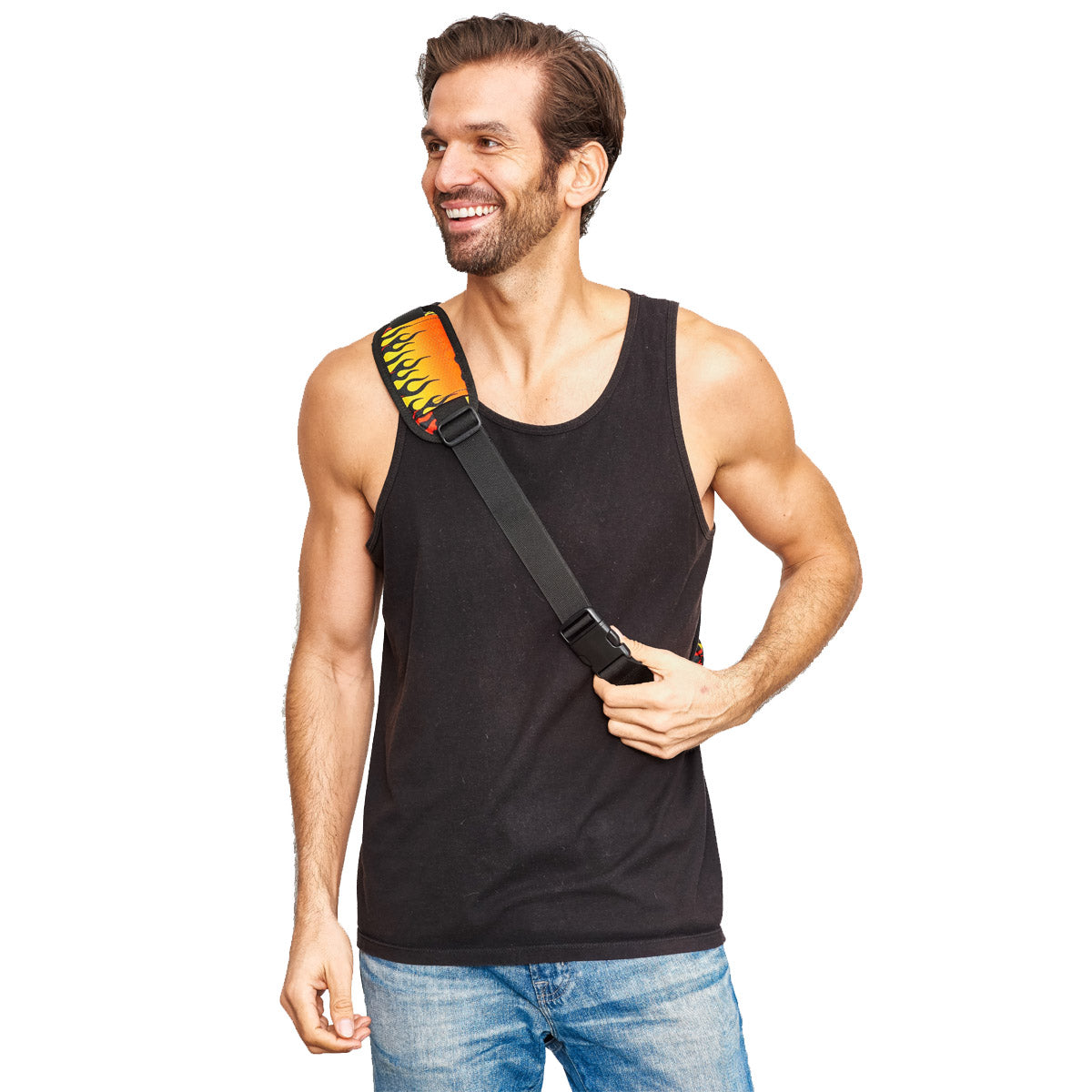 Festival 1.5L  Fire af crossbody bag for men