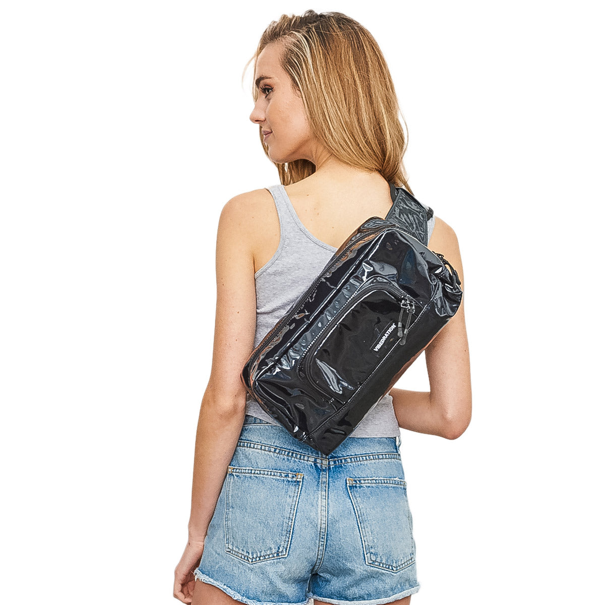 Black CrossBody Bag for Women