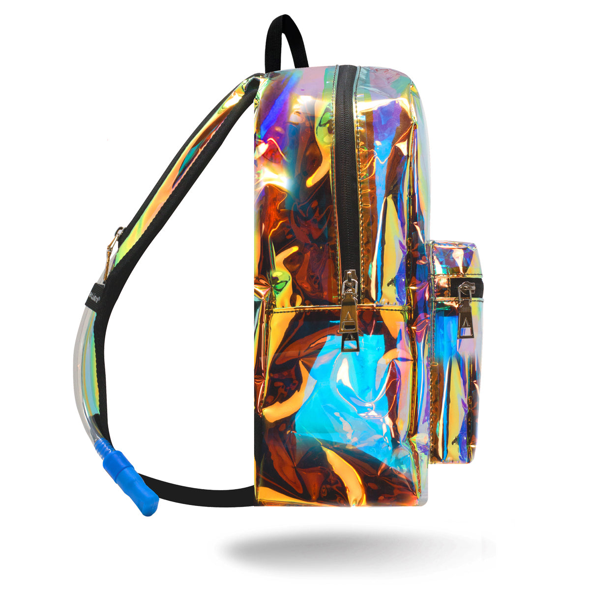 Iridescent Backpack for Burning Man