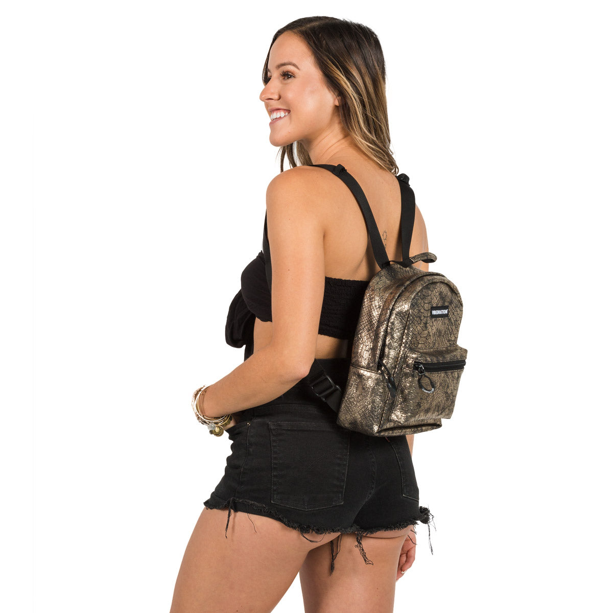 Perfect Mini Backpack for Coachella Festival