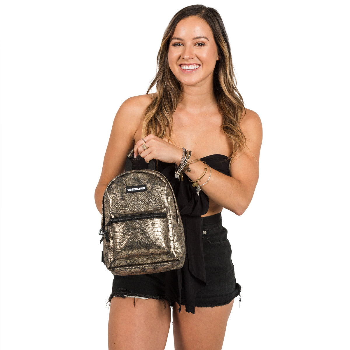 Vibedration New Mini Backpack for Coachella Music Festival