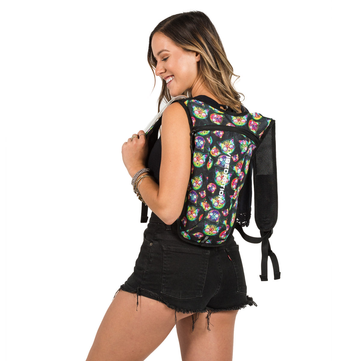 Kosmic Kitties Two Liter Hydration Pack
