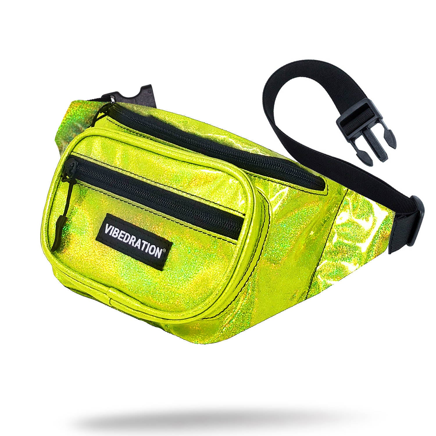 Neon Yellow fanny pack for EDC