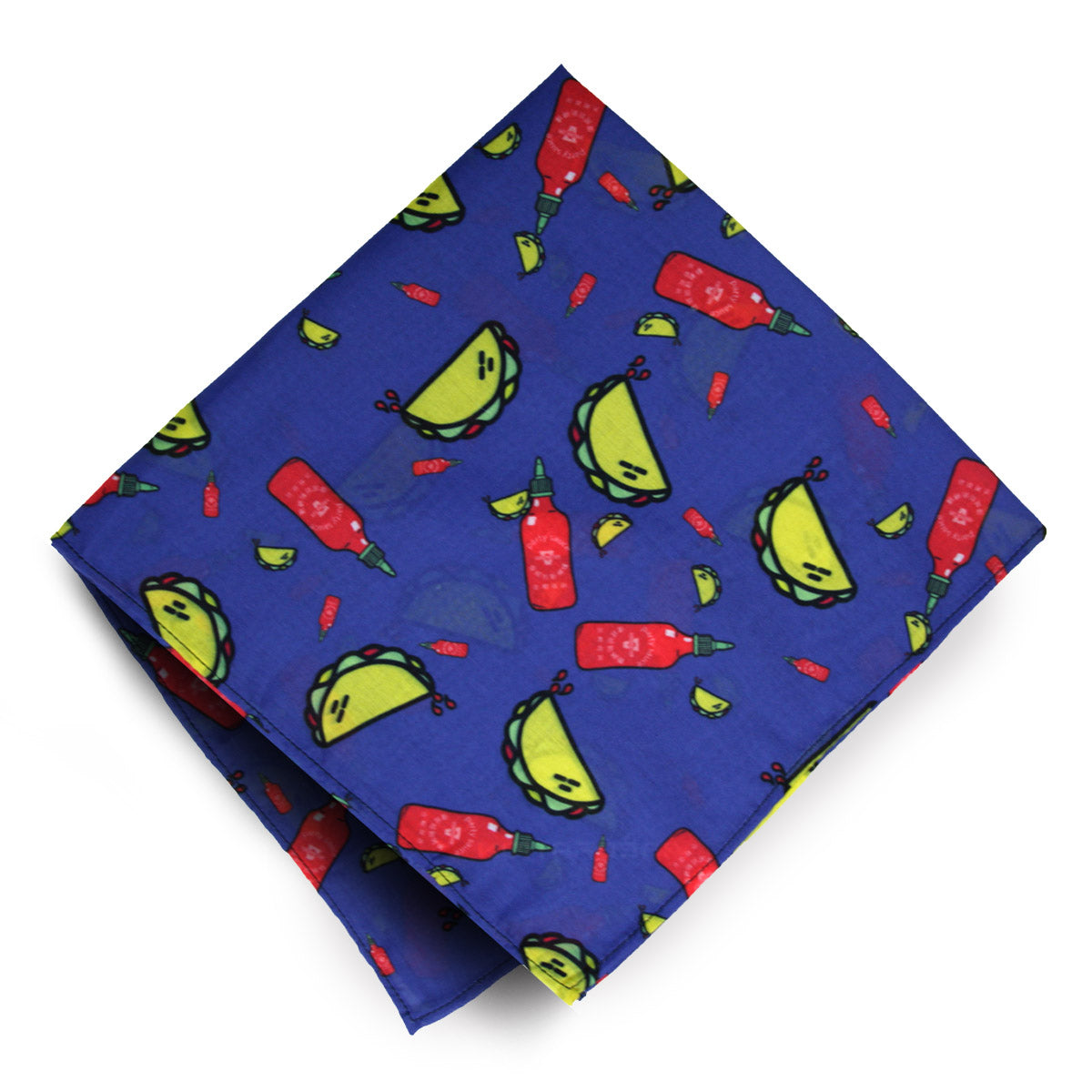 Blue Taco Bandana for Music Festivals