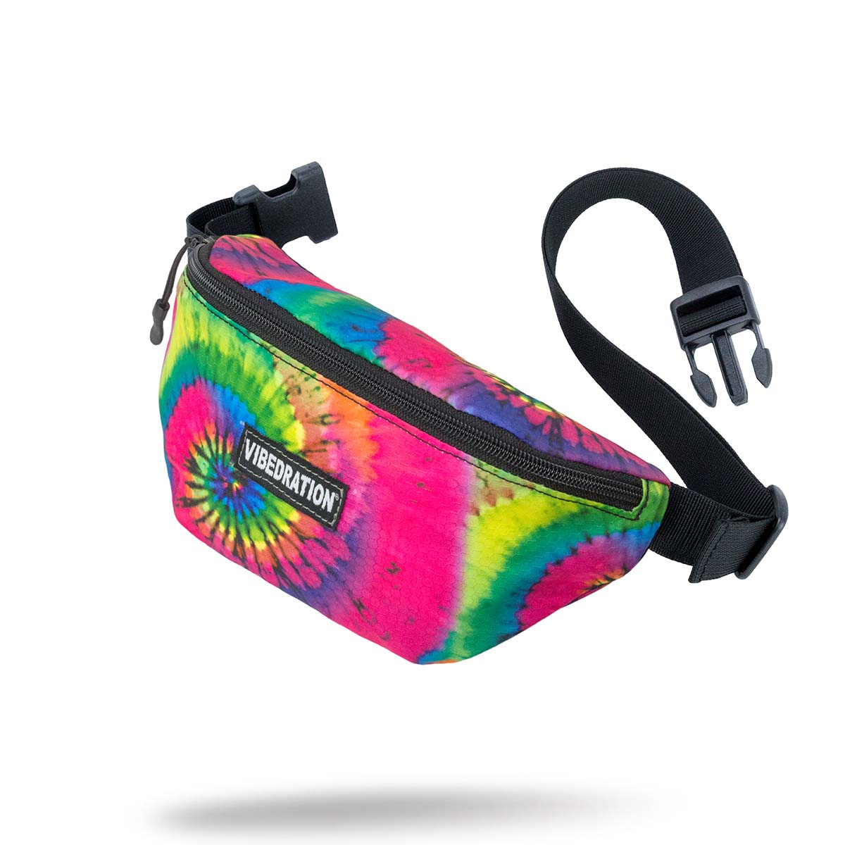 Tie-Dye Fanny Pack for Music Festivals