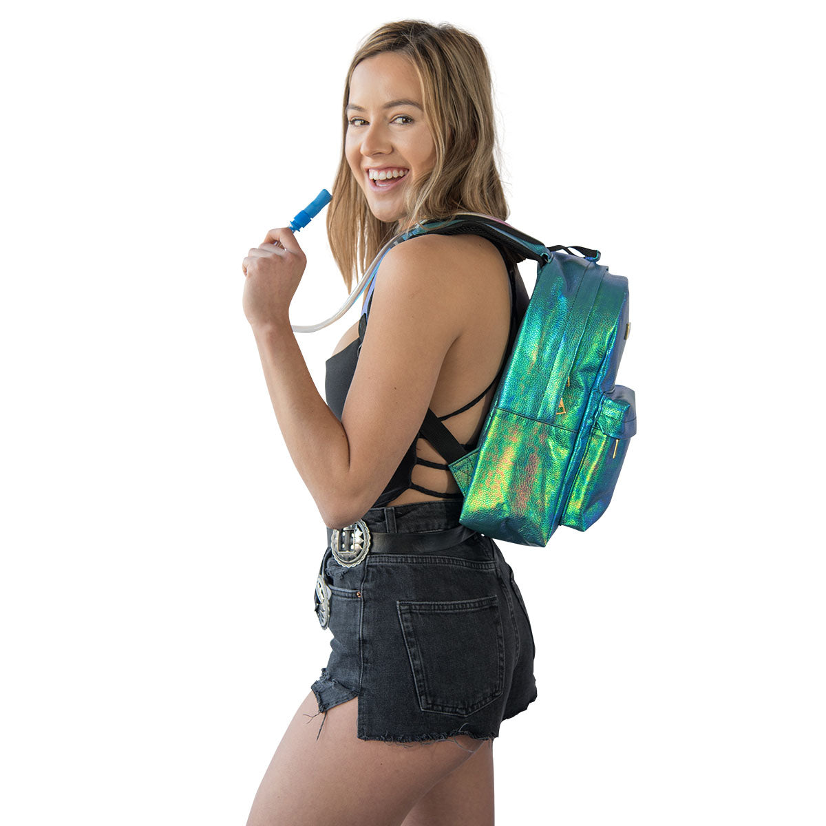 Burning Man hydration pack