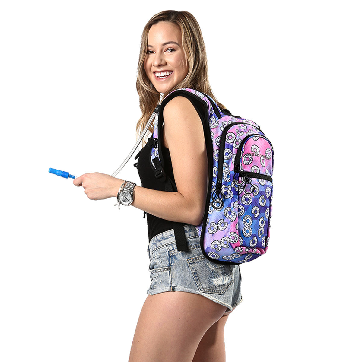 Donut Hydration Pack for Music Festivals