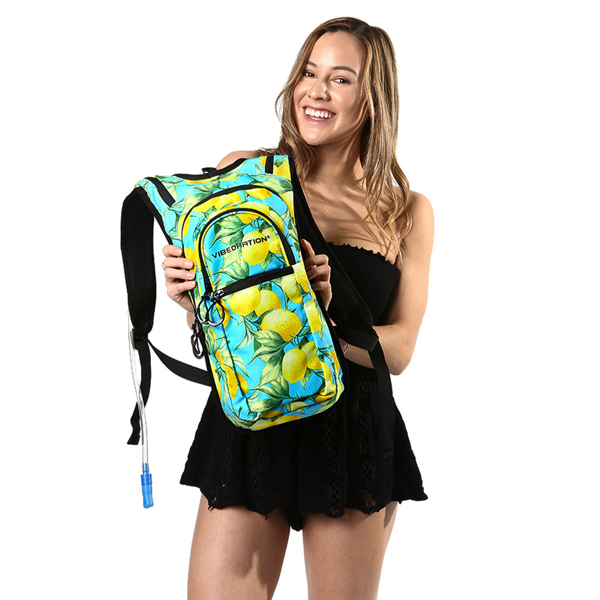 Lemon Squeeze Hydration Pack for Music Festivals