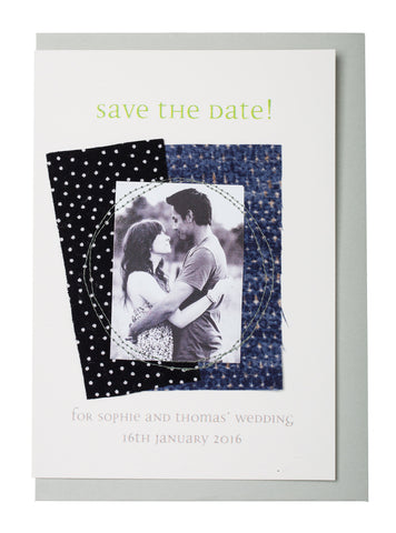 Sophie & Thomas ....Save the date !