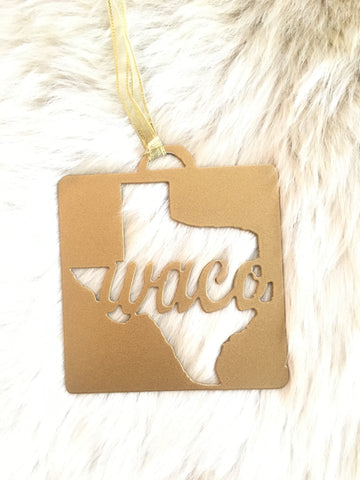 Waco Ornament