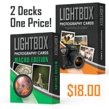 LightBox Photography Cards: Combo Special!