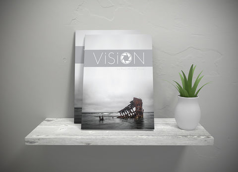 Vision - An Anthology  |  Pre-Order