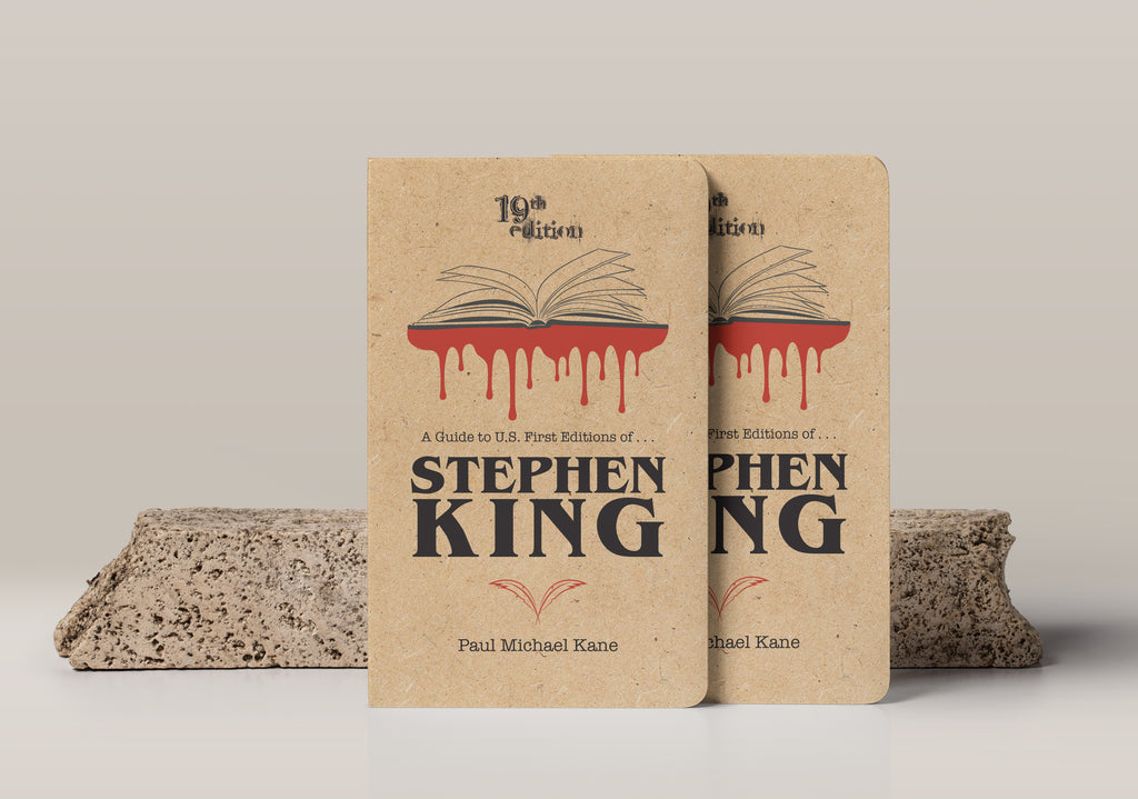 A Guide to U.S. First Editions of Stephen King