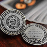 Paul Michael Kane's Foto Grafis Challenge Coin