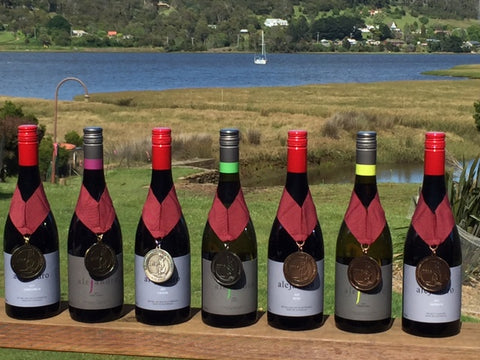 2016 Melbourne International Wine Show Medal Winning Wines